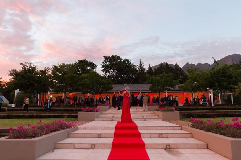 Elegant Affair in the Winelands